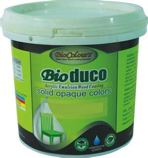 Cat Dasar Boujintex Sealer biocolours 174 bioduco solid stain cat paint coating