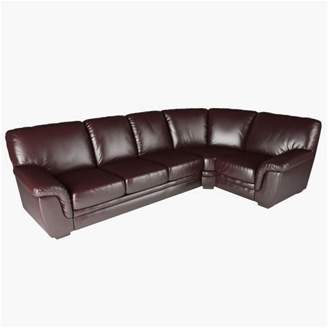 right hand facing corner sofa right hand facing corner sofa 3d model