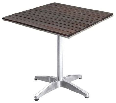 Patio Furniture Table by Outdoor Furniture Wooden Patio Table Outdoor