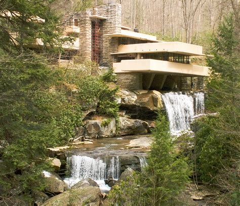 falling water frank lloyd wright the master s professional success