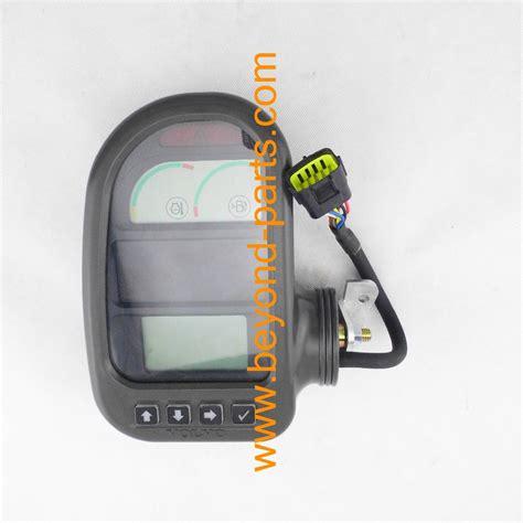 Monitor Excavator excavator electric parts ec140 ec140b monitor 14636301