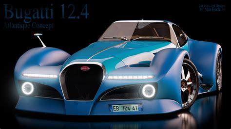 concept bugatti bugatti 12 4 atlantique grand sport concept by alan
