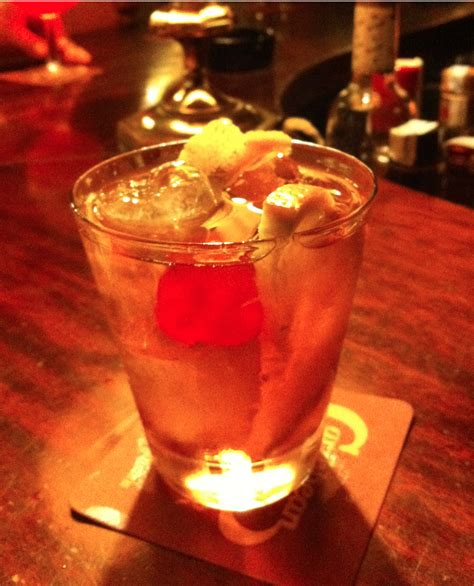 old fashioned drinker holic old fashioned drink