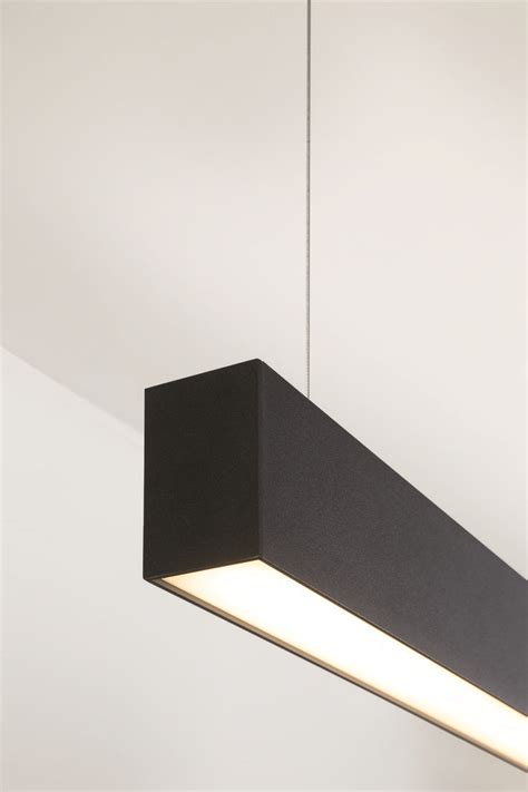 linear pendant light fixtures 22 best linear suspension lighting images on pinterest