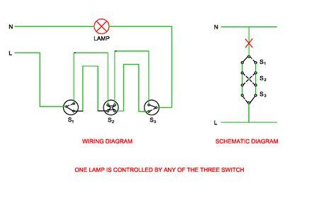 corridor light wiring diagram parking lights diagram