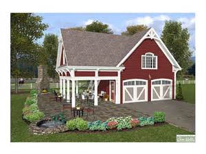 carriage house plans 1 bedroom garage apartment 007g