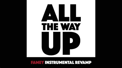 the way of all all the way up instrumental fat joe remy ma iamfamey remake way better than original