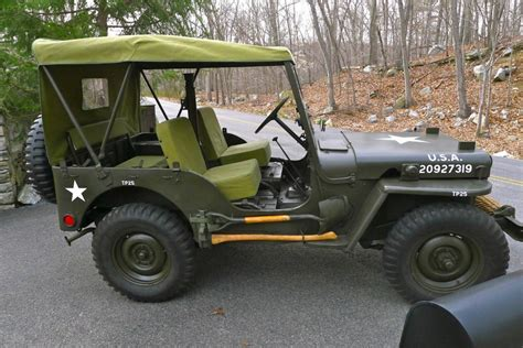 m38 jeep 1952 jeep willys m38 na prodej