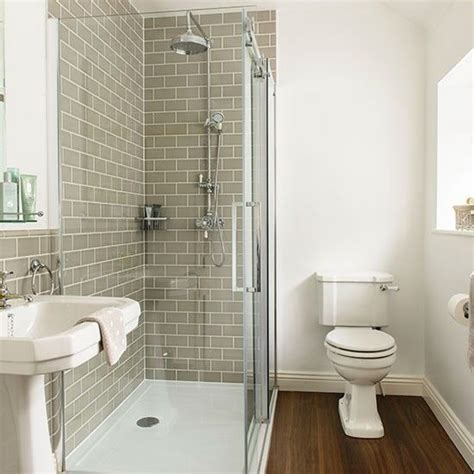 Bathrooms Ideas Uk Grey And White Tiled Bathroom Bathroom Decorating Ideal Home Housetohome Co Uk Bathroom