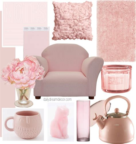 rose home decor 10 rose quartz decor items under 50 daily dream decor