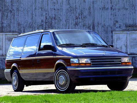2001 plymouth voyager автомобиль plymouth voyager grand voyager 1990 2001 года