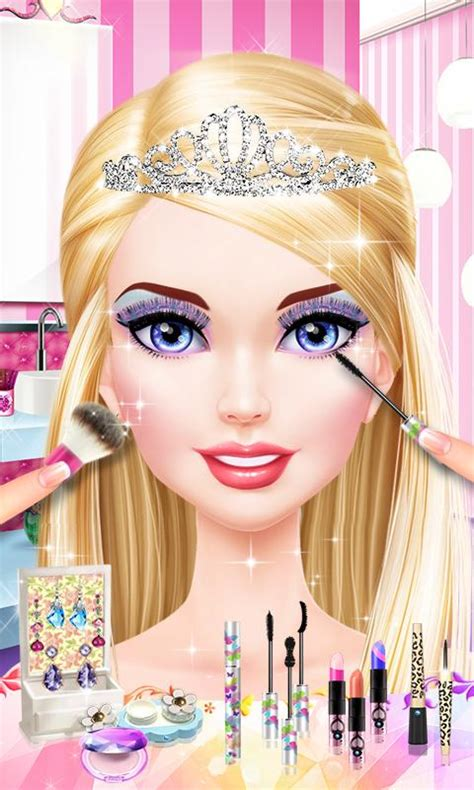 Glam Doll Makeover Chic Spa Android Apps On Google Play