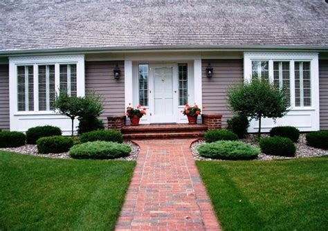 landscaping ideas for front of house corner front yard landscaping ideas and tips