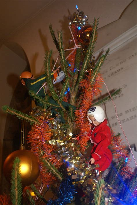 st mary s church christmas tree festival in aid of