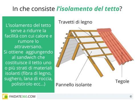 materiale isolante acustico per soffitto isolamento tetto tecniche costi e materiali