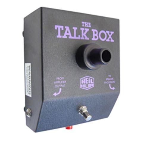 Dunlop Ht1 Heil Talk Box dunlop ht1 j dunlop heil talk box guitar pedal acclaim