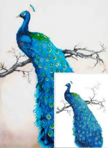 peacock blue blue peacock