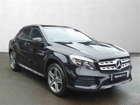 New Gla 200 Amg used mercedes gla class gla 200 amg line 5dr for sale