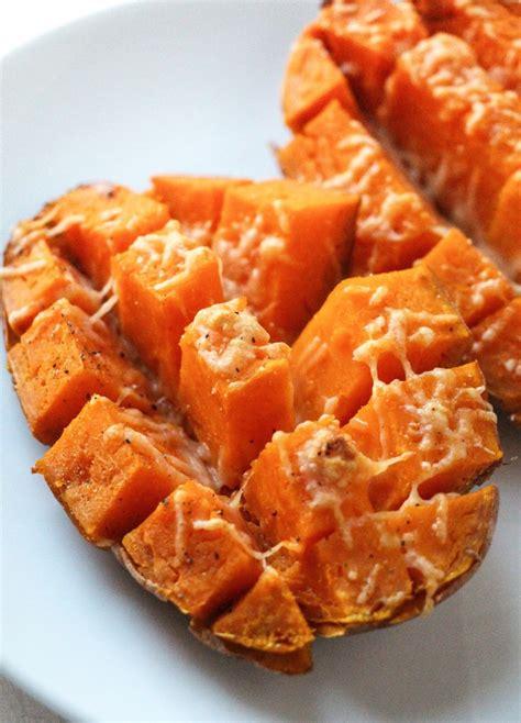roasted sweet potatoes recipe dishmaps