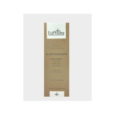 euphidra filler suprema euphidra filler suprema olio corpo 150 ml boscia club