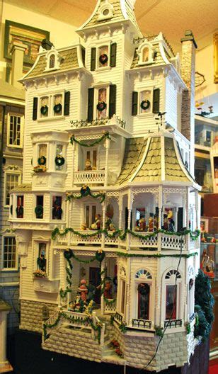 huge doll houses 5 story victorian dollhouse i want a dollhouse pinterest