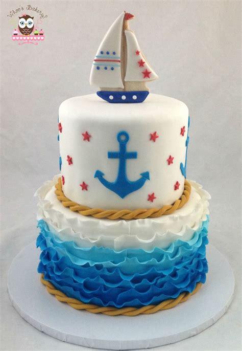 nautical design baby best 20 nautical cake smash ideas on sailor