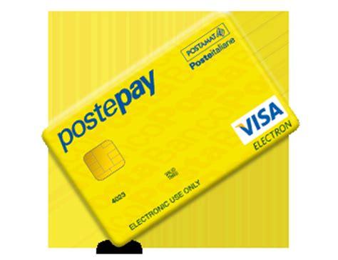 ricarica postepay ufficio postale la carta postepay carta prepagata e ricaricabile poste