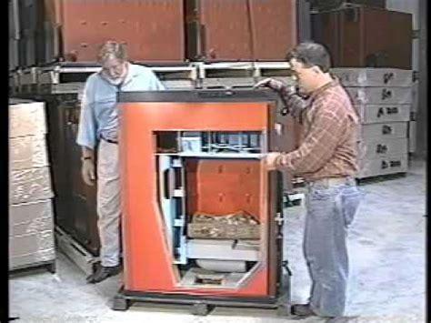 wood work build wood gasification boiler  plans