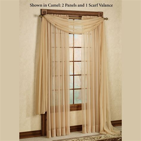 curtains sheers window treatments elegance sheer window treatments