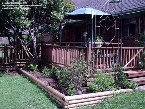 garden design attaching landscape timbers 1 by