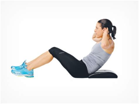 Ab Mat Sit Up by How To Tone Your Stomach Soul