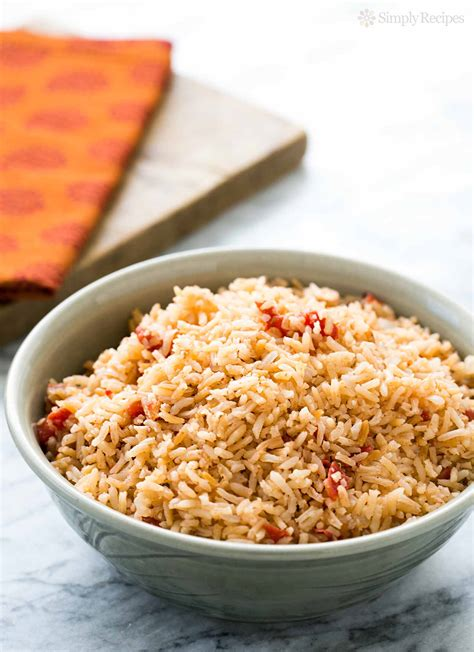 spanish rice recipe simplyrecipes com