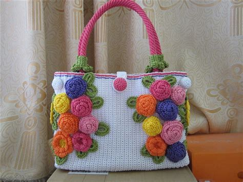 Handmade Knitting Bags - handmade shoulder bags for sale shoulder travel bag