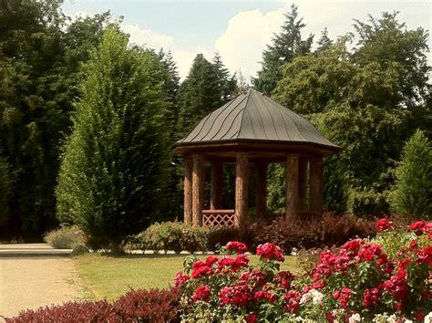 Pavillon Im Volkspark by Gabi Dobusch Parks Und Mehr