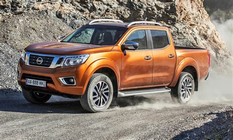 nissan ranger nissan to tackle ranger raptor with navara v6 car