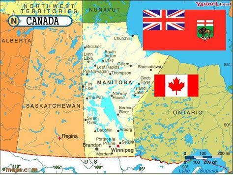 map of manitoba canada manitoba map the non conformer s canadian weblog