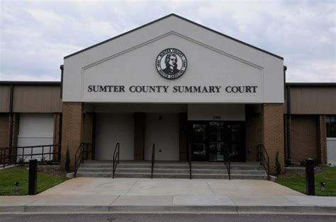 Sumter Sc Court Records Summary Court Sumter County South Carolina