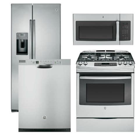 reviews for package 5 ge appliance package 4 appliance package with gas slide in range