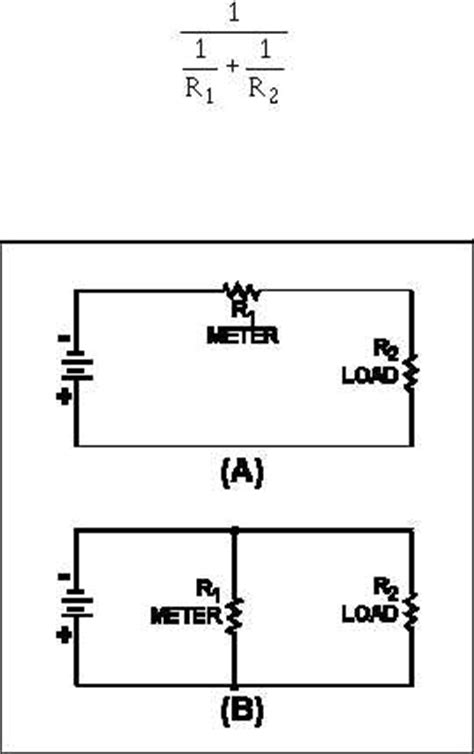 what type of meter is connected in parallel with a resistor in a circuit and why what type of meter is connected in parallel with a resistor in a circuit and why 28 images