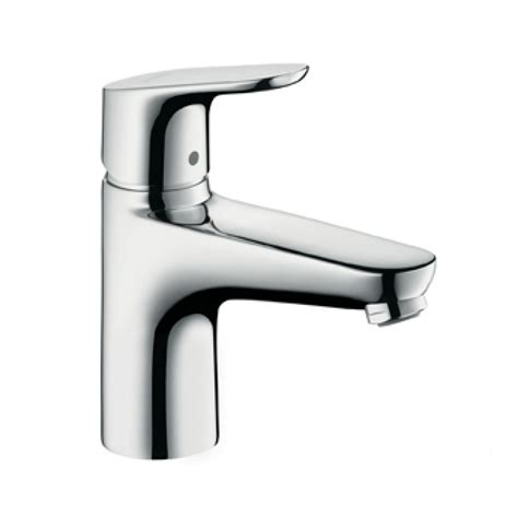 bathtub mixer taps hansgrohe focus monotrou single lever bath mixer uk