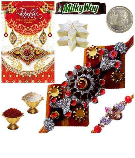Beautiful Handmade Rakhi - india beautiful handmade rakhi gifts for