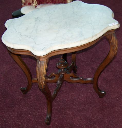 antique marble top table marble top antique card table