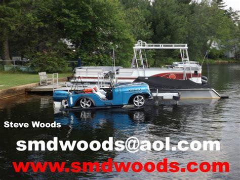 jeep ski jeep jet ski boat wrangler cj outboard one in the world