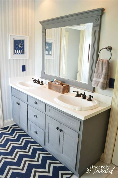 bathroom vanity paint best 25 painting bathroom vanities ideas on pinterest
