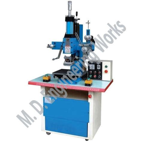 Paper Plate Machine Manufacturers - m d engineering works delhi delhi manufacturer of