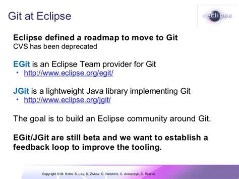 tutorial git bisect effective git eclipsecon 2011 tutorial