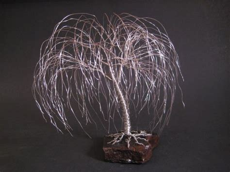 Weeping Willow Tree Sculpture   Makes Great Anniversary