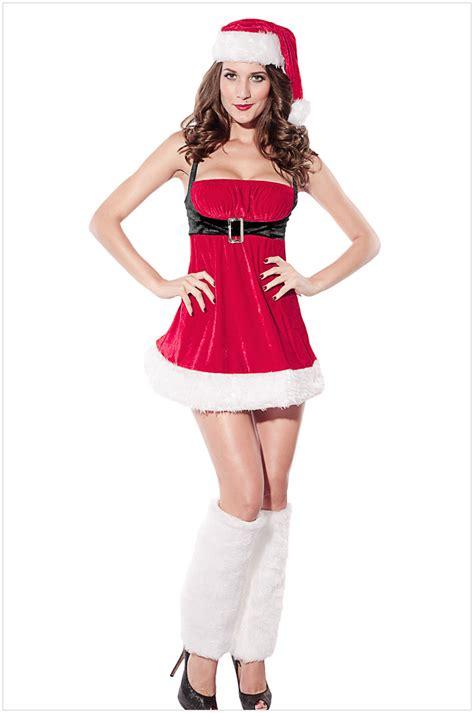 online get cheap sexy santa costume aliexpress com