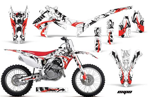 design graphics for bike honda crf250r graphic stickers and decals honda