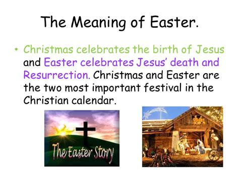 what is significance of easter the meaning of easter celebrates the birth of